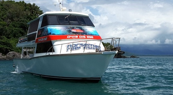 Full Day Reef Fishing Shared Charter | Port Douglas North Queensland