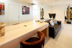 Full size study in your private Cairns Holiday Apartment - Aquarius #59