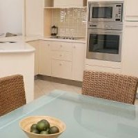 Fully Equipped Kitchen with Modern Appliances- Saltwater Luxury Apartments Port Douglas