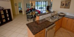 Fully Equipped kitchens with modern appliances - Piermonde Holiday Apartments Cairns