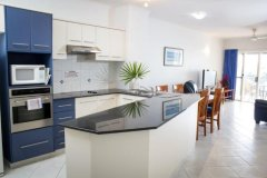 Fully Self Contained Kitchen - North Cove Cairns Esplanade Apartments