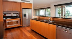 Fully Self Contained Kitchen at Santai Holiday Apartments