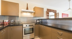 Fully Self Contained Kitchen at Red Cowrie Apartment - Palm Cove