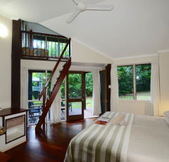 Garden Room With Loft - Daintree Rainforest Accommodation