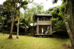 Garden Room With Loft with lovely Garden views from your balcony - Amongst the Daintree Rainforest
