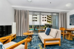 Garden View Apartment | Cairns Private Apartments in Harbour Lights Complex