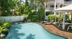 Garrick House Port Douglas Swimming Pool