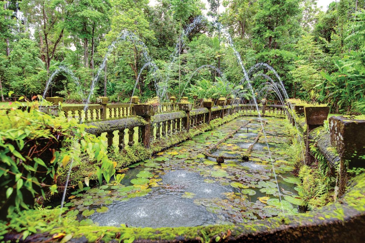 Cairns Attractions Paronella Park