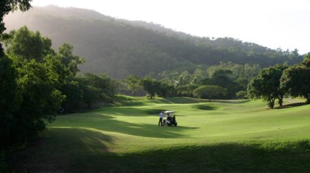 Golf in Cairns, Australia