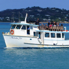 Tender Boat To Gove & Thursday Island | Cruise The Great Barrier Reef & Northern Territory