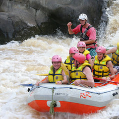 Grade 3 White Water Rafting | Half Day Tour