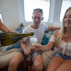 Greatr Barrier Reef Tours Cairns - Admirals Club Gold Class | VIP Great Barrier Reef Tour