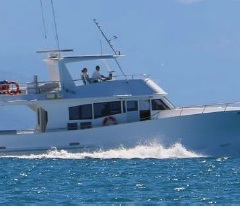 Great Barrier Reef private boat charter - Port Douglas - Australia