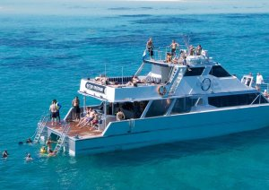 Great Barrier Reef Day Tour | 2 Reefs 1 Day