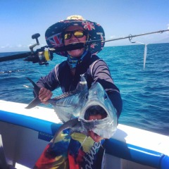 Great Barrier Reef Heavy Tackle Private Charter | Full Day From Port Douglas