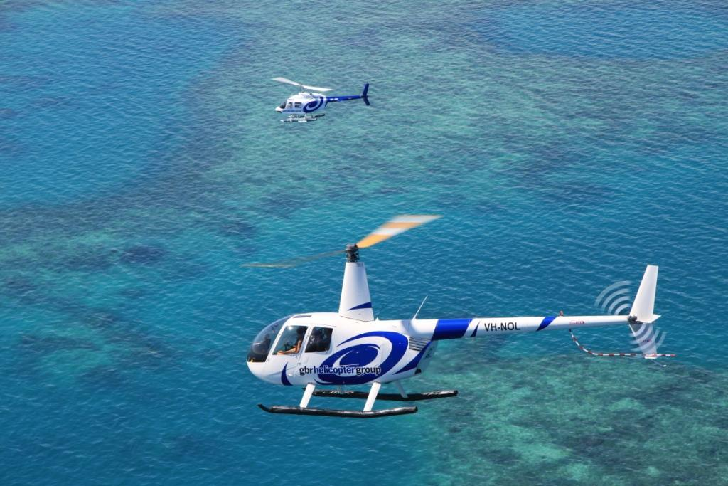 Palm Beach Helicopter Tours