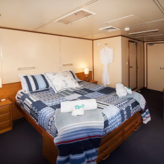 Great Barrier Reef Liveaboard | Stateroom Double