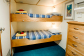 Great Barrier Reef Liveaboard | Club Cabin With Ensuite Bathroom