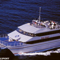 Great Barrier Reef Liveaboard Dive Boat