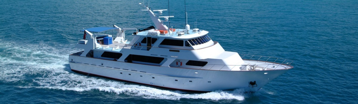 Great Barrier Reef Luxury Motor Yacht