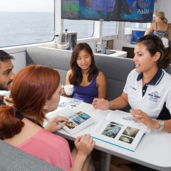 Great Barrier Reef Marine Biologist Presentation | Full or Half Day Reef Trip | Ex Cairns