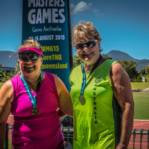 Great Barrier Reef Masters Games Cairns