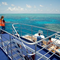Great Barrier Reef Safety | Always A Lifeguard Watching Over You | Great Barrier Reef Snorkel & Diving Trips | Departs Cairns North Queensland