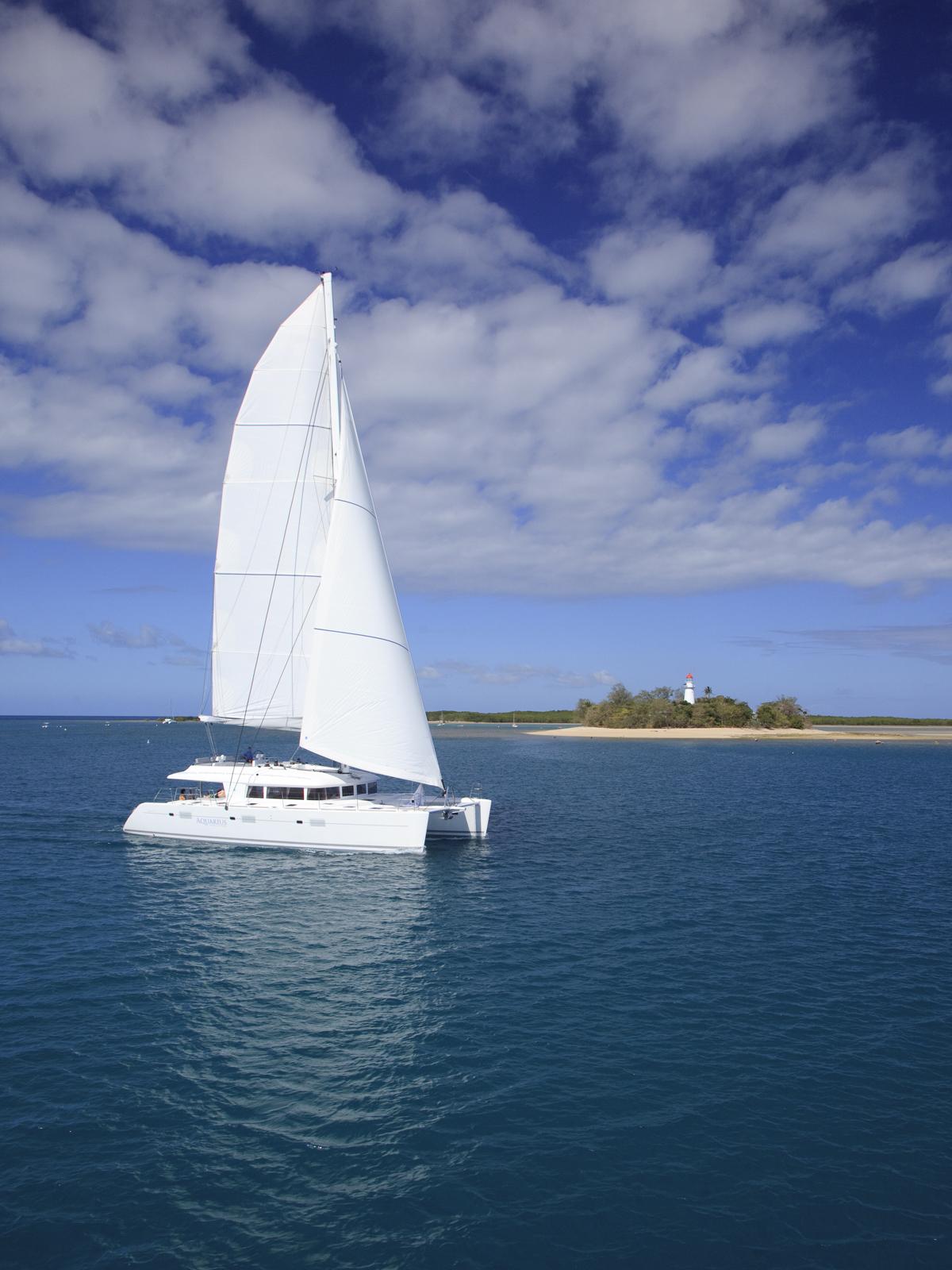 Great Barrier Reef Luxury Yacht Charter Port Douglas Australia