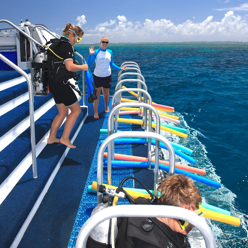 Port Douglas Great Barrier Reef Tours