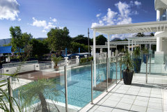 Great location on Cairns Esplanade