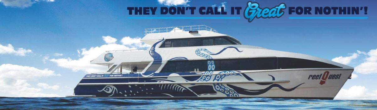 Great Value Luxury Reef Trip From Cairns | Brand new boat