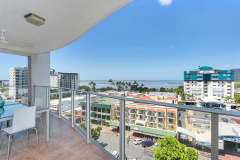 Cairns accommodation - Great views over Cairns - Centre Point Apartments Cairns