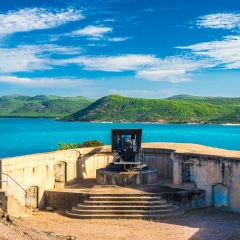 Cape York Tours | Green Hill Fort Thursday Island