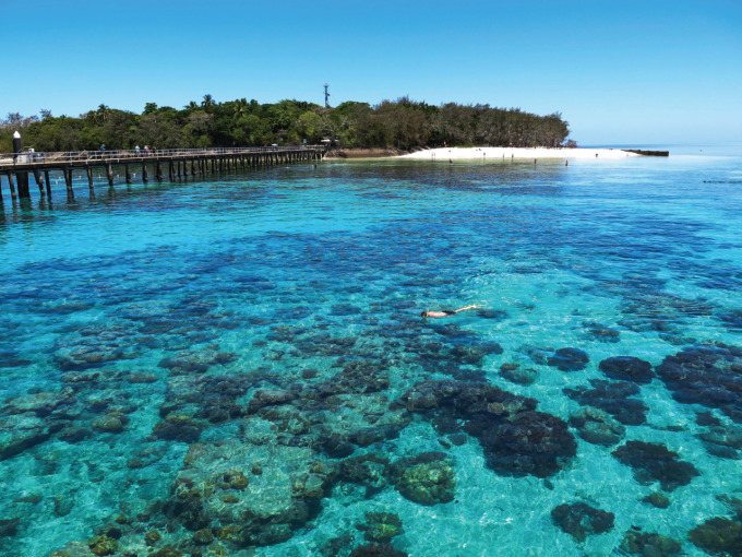 Green Island - Photo Courtesy of Tourism and Events Queensland - Jemma Craig