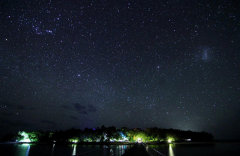 Green Island Night Sky - Evening Guided Walks