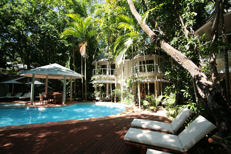 Cairns Island Holiday Deals Luxury Green Island Resort