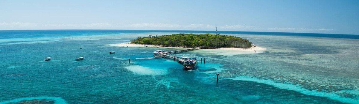 Green Island reef tour & the Outer Barrier Reef in 1 Day