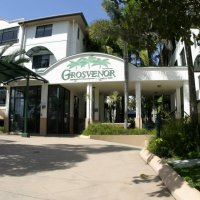 Grosvenor motel in Cairns