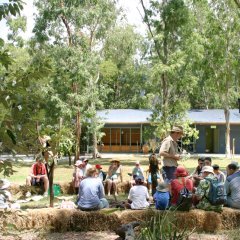 Groups Tours are a specialty of Hartleys Crocodile Park