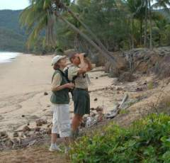 Guided Beach Walks - Luxury Eco Accommodation at Port Douglas