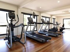 Gym facilities - Lizard Island Resort Great Barrier Reef