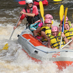 Half Day Adrenaline Packed Rafting Tour