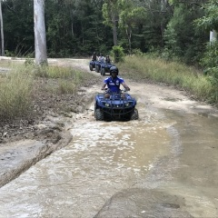 Half Day Afternoon ATV Tour