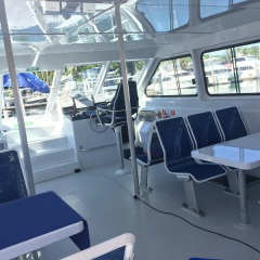 Half Day Charter Boat from Port Douglas | Up to 23 Guests
