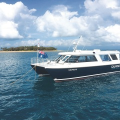 Half Day Low Isles Charter Boat | Up to 23 Guests