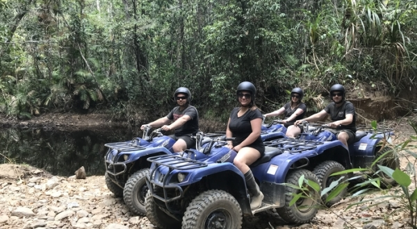 Half Day Morning ATV Tour