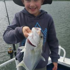 Half Day Or Full Day Fishing | Charlie and his Trevally