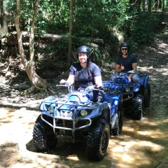 Half Day Rainforest Quad Tour