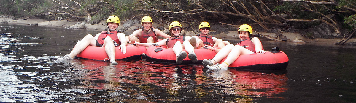 Behana Gorge Half Day River Tubing | Mulgrave River