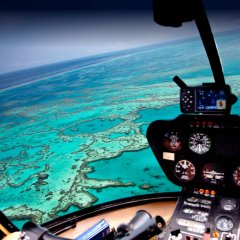 Helicopter flights Port Douglas Tropical North Queensland